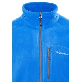Columbia Fast Trek II sweater Heren blauw